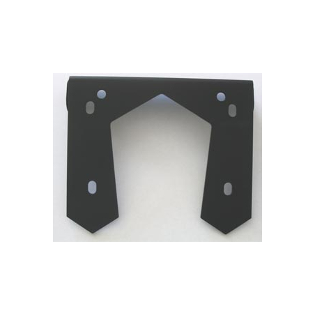 Kawasaki ZX10R Specific License plate support - 1