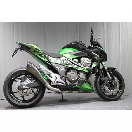 """S2 Concept """"Z800 Factory"""" Special Serie in white"""