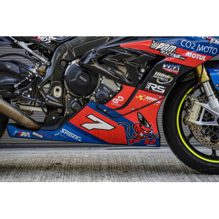 Bmw S1000RR racing special edition