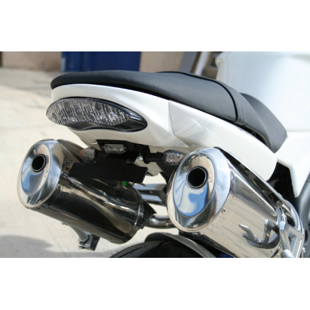 Speed triple undertail with license support (unpainted) - 1