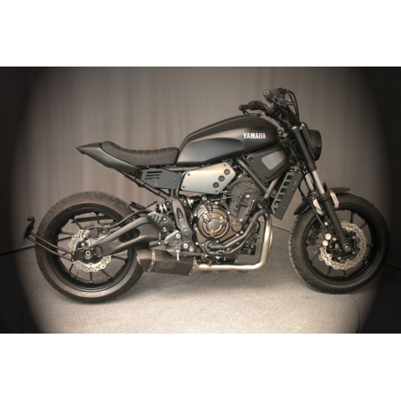XSR 700 Black Frogg Special Edition - 1