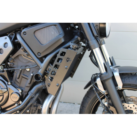 XSR 700 Black Frogg Special Edition - 9