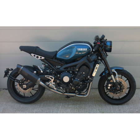 New Yamaha XSR 900 Cafe-racer kit, the perfect cafe racer look - 1