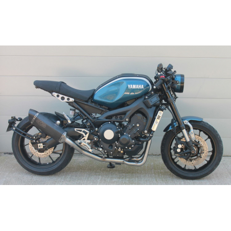 New Yamaha XSR 900 Cafe-racer kit, the perfect cafe racer look - 9