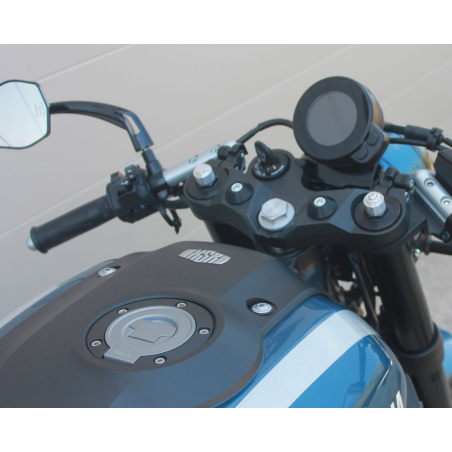 New Yamaha XSR 900 Cafe-racer kit, the perfect cafe racer look - 13