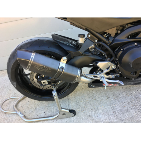 EXAN MT09 exhaust system - 1