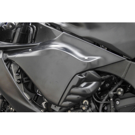 right of left S2 Concept racing fairing back side panel for Yamaha R1 2020  - 3