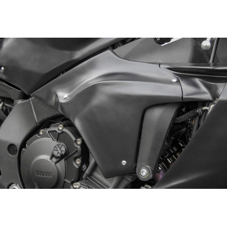 right of left S2 Concept racing fairing back side panel for Yamaha R1 2020  - 7