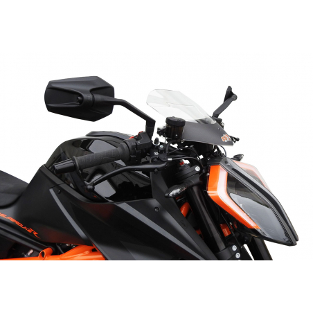 KTM1290R 2020 road and racing windscreen - 3