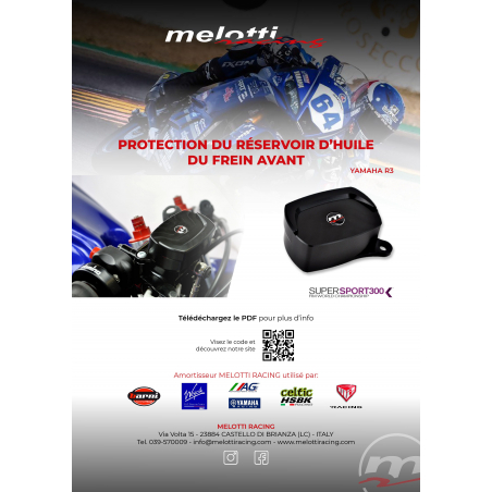 PROTECTION FOR MASTER CYLINDER TANK R3 - 7