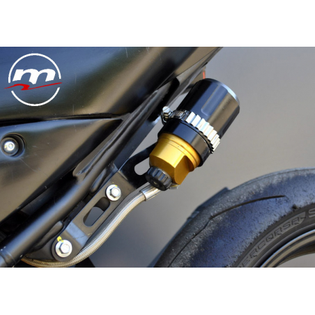 PROTECTION FOR OHLINS REAR SHOCK ABSORBER TANK - 3