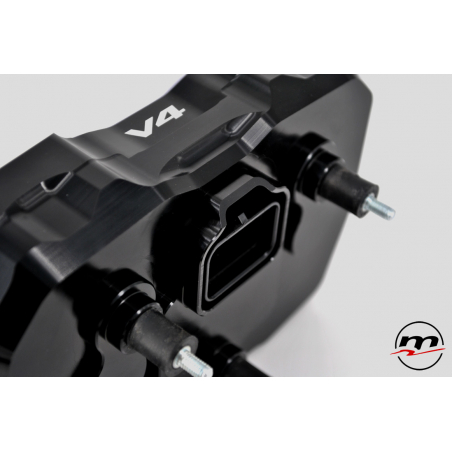 PANIGALE V4/STREETFIGHTER V4 DASHBOARD PROTECTION – IMPACT ABSORBER - 3